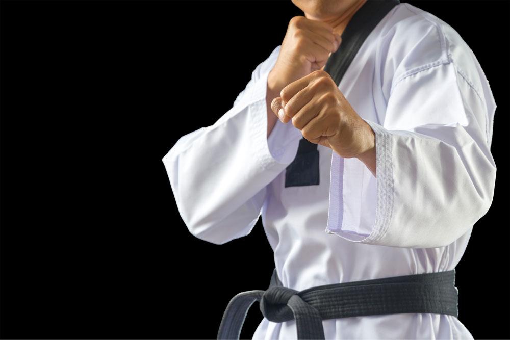 Normals Hallentraining Taekwondo TV Passau